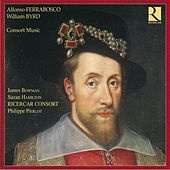Ferrabosco & Byrd: Consort Music by Various Artists