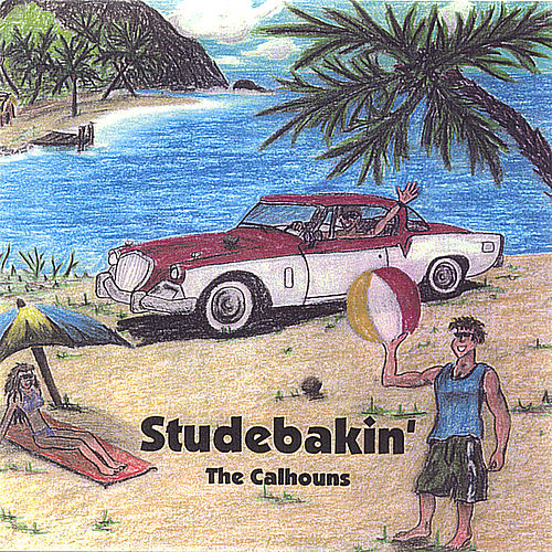 Play & Download Studebakin' by The Calhouns | Napster