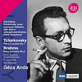 Play & Download Tchaikovsky: Piano Concerto No. 1 - Brahms: Piano Concerto No. 2 by Geza Anda | Napster