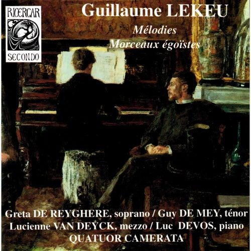 Play & Download Lekeu: Mélodies & Morceaux égoïstes by Various Artists | Napster