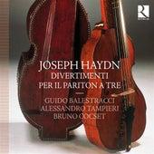 Play & Download Haydn: Divertimenti per il pariton a tre by Guido Balestracci | Napster