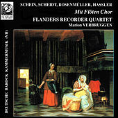 Deutsche Barock-Kammermusik VII: Mit Flöten Chor by Marion Verbruggen