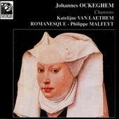 Ockeghem: Chansons by Various Artists
