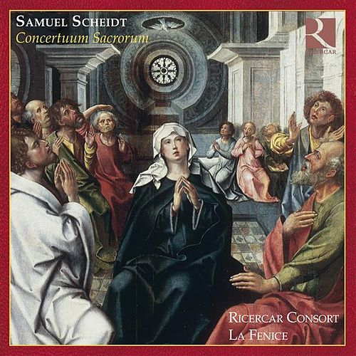 Play & Download Scheidt: Concertuum Sacrorum by Various Artists | Napster