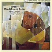 Play & Download Baroque Mandolin and Guitar by Duo Gervasio | Napster