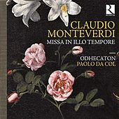 Monteverdi: Missa in illo tempore von Various Artists