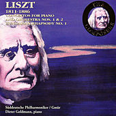 Liszt: Concertos for Piano and Orchestra No. 1 & 2, Hungarian Rhapsody No. 1 by Various Artists
