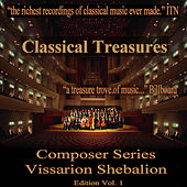 Play & Download Classical Treasures Composer Series: Vissarion Shebalin, Vol. 1 by Various Artists | Napster