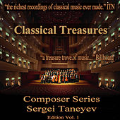 Play & Download Classical Treasures Composer Series: Sergei Taneyev, Vol. 1 by Various Artists | Napster