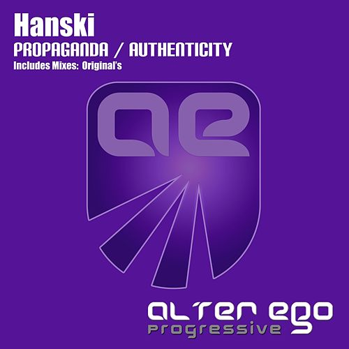Play & Download Propaganda / Authenticity - Single by Hanski | Napster