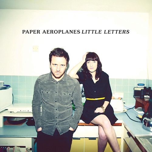 Little Letters by Paper Aeroplanes