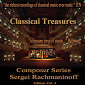 Play & Download Classical Treasures Composer Series: Sergei Rachmaninoff, Vol. 4 by Various Artists | Napster