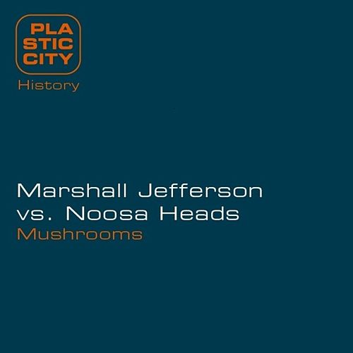 Play & Download Mushrooms by Marshall Jefferson | Napster
