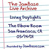 05-14-01 - The Elbow Room - San Francisco, CA by Living Daylights