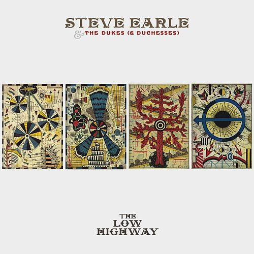 Invisible by Steve Earle