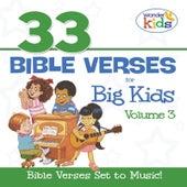33 Bible Verses for Big Kids, Vol. 3 by Wonder Kids