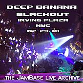 Play & Download 02-29-01 - Irving Plaza - NYC by Deep Banana Blackout | Napster