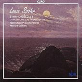 Spohr: Symphonies Nos. 2 and 8 by North German Radio Philharmonic Orchestra