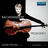Play & Download Rachmaninoff - Prokofiev by Julian Steckel | Napster
