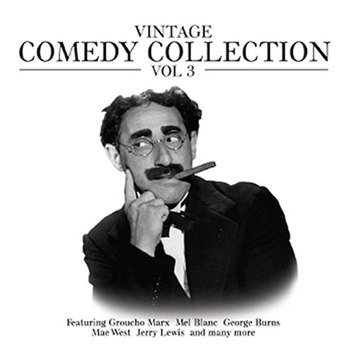Play & Download Vintage Comedy Collection 2, Vol. 3 by Various Artists | Napster