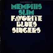 Memphis Slim - Favorite Blues Singers by Memphis Slim