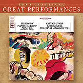 Prokofiev: Piano Concertos Nos. 1 & 3; Piano Sonatas Nos. 2 & 3 [Great Performances] by Gary Graffman