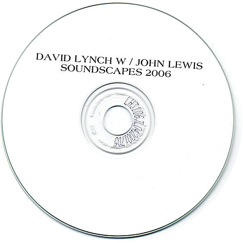 Play & Download Soundscapes 2006 by David Lynch (Jazz) | Napster