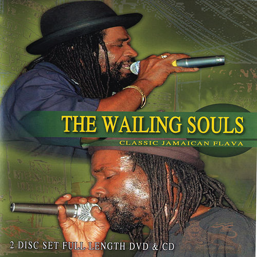 Live In San Francisco 'Classic Jamaican Flava' by Wailing Souls