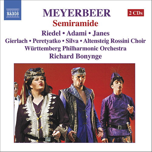 Play & Download MEYERBEER: Semiramide by Giacomo Meyerbeer | Napster