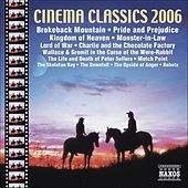CINEMA CLASSICS 2006 von Various Artists