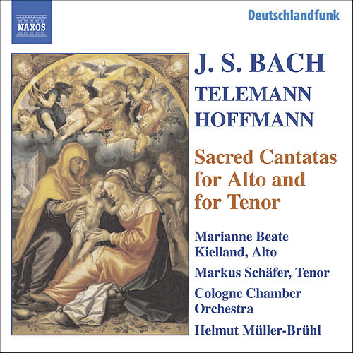 BACH, J.S. / HOFFMANN / TELEMANN: Alto and Tenor Cantatas, BWV 35, 55, 160, 189 by Various Artists