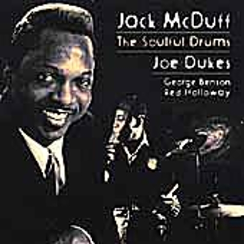 The Soulful Drums... by Jack McDuff