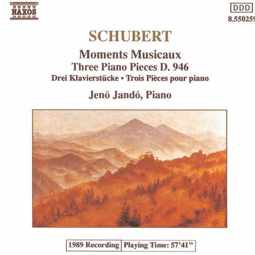 Moment Musicaux by Franz Schubert