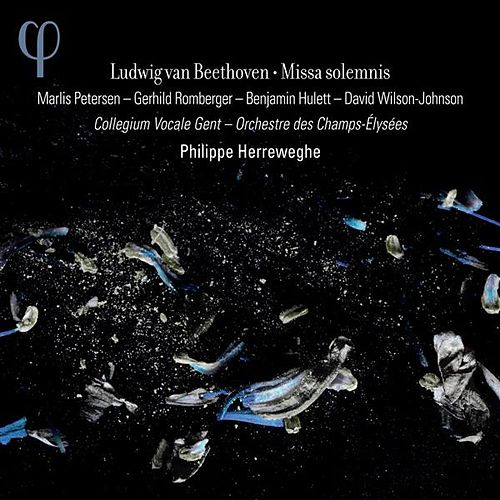 Play & Download Beethoven: Missa solemnis by Marlis Petersen | Napster