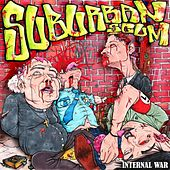 Play & Download Internal War by Suburban Scum | Napster