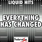 Everything Has Changed - A Tribute to Taylor Swift and Ed Sheeran by Liquid Hits