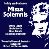 Play & Download Ludwig van Beethoven: Missa Solemnis (1958) by Elisabeth Schwarzkopf | Napster