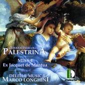 Palestrina: Missæ ex Jacquet de Mantua, Vol. 2 by Various Artists