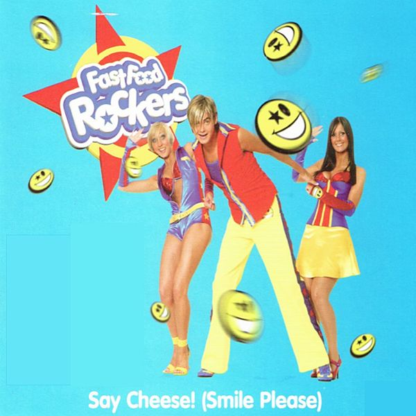 Fast Food Rockers Cd