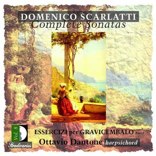 Play & Download Scarlatti: Complete Sonatas, Vol. 8 by Ottavio Dantone | Napster