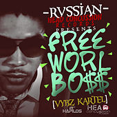 Play & Download Rvssian Presents Free Worl Boss by VYBZ Kartel | Napster