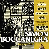Cetra Verdi Collection: Simon Boccanegra by Francesco Molinari Pradelli