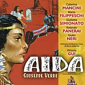 Cetra Verdi Collection: Aida by Vittorio Gui