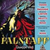 Cetra Verdi Collection: Falstaff by Mario Rossi