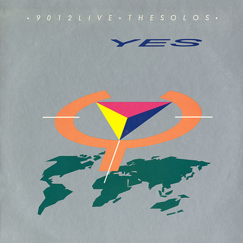 9012Live: The Solos by Yes