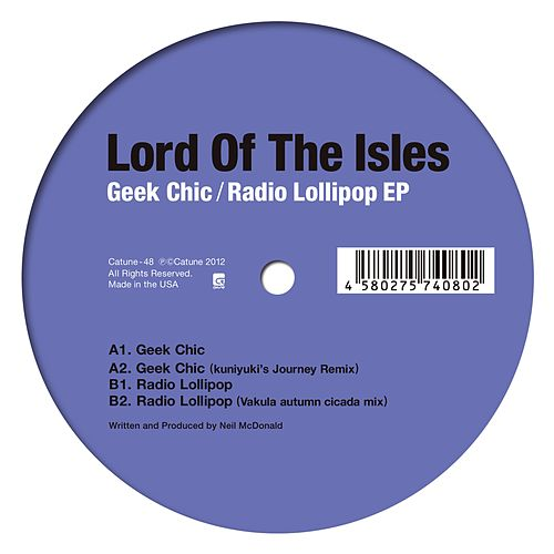 Play & Download Geek Chic / Radio Lollipop by Lord Of The Isles | Napster