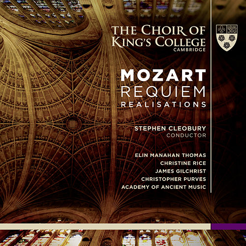 Play & Download Mozart: Requiem Realisations by The Academy Of Ancient Music | Napster