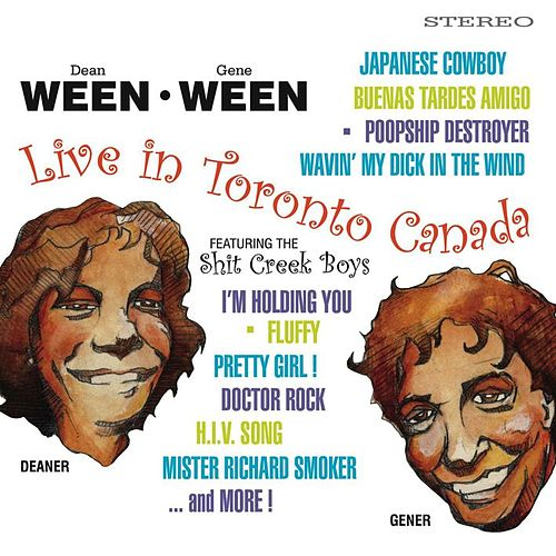 Live in Toronto Canada von Ween