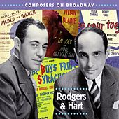 Play & Download Composers On Broadway: Rodgers & Hart by Various Artists | Napster