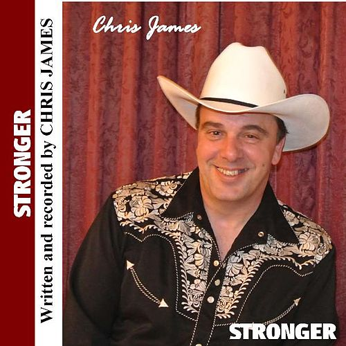 Play & Download Stronger by Chris James | Napster